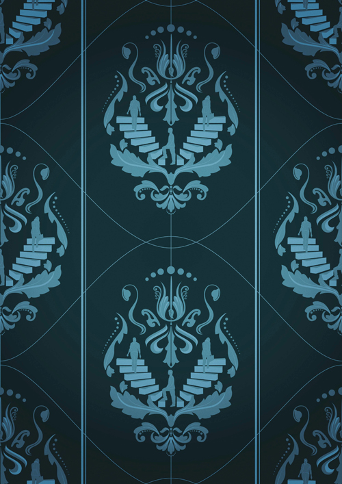 Design Damask Patterns for Wallpaper and Homewares in Adobe Illustrator and Photoshop