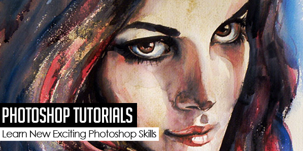 23 new photoshop tutorials to learn creative techniques.