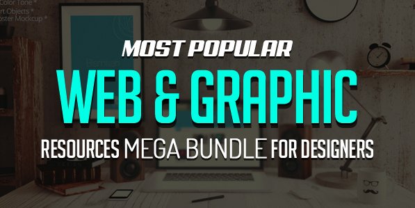 Most Popular Web and Graphic Resources for Designers