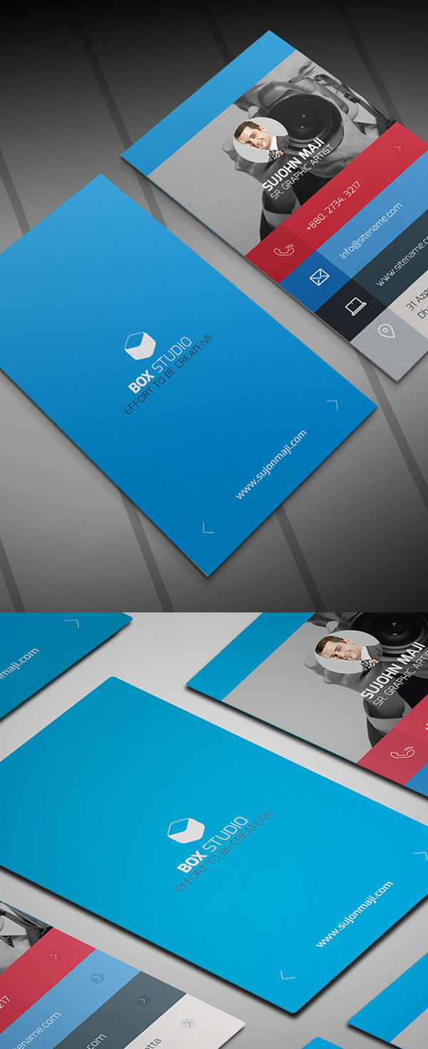 App Style Business Card