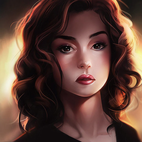 Amazing Digital Portraits by BoFeng