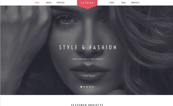 Fashion Stylist Responsive Theme