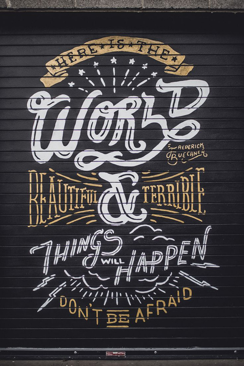 Remarkable Typography Designs for Inspiration - 12