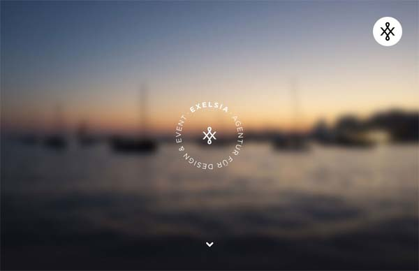 Inspiring Examples of HTML5 Websites Design - 7