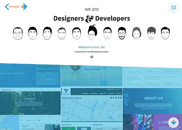 Fresh Examples of Responsive Websites Design - 10