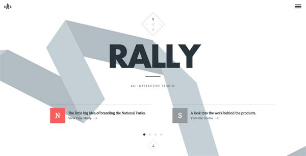 Fresh Examples of Responsive Websites Design - 17