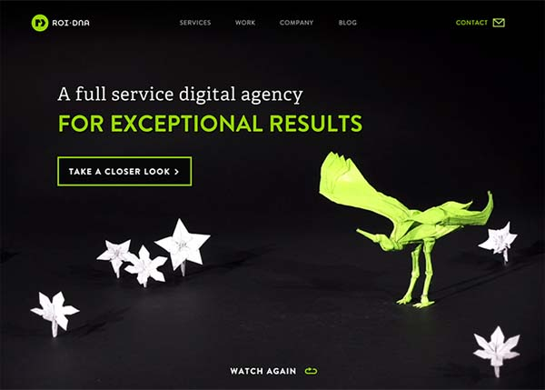 Fresh Examples of Responsive Websites Design - 22