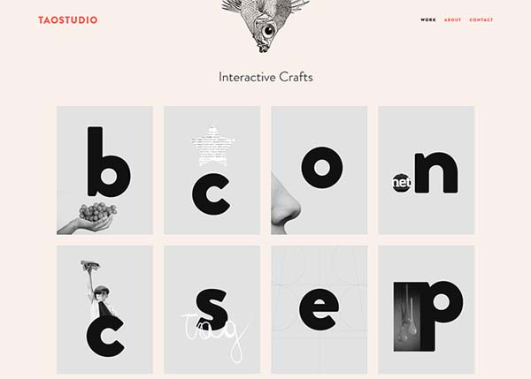 Inspiring Examples of HTML5 Websites Design - 24