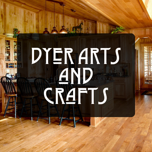 Dyer Arts and Crafts Free Font