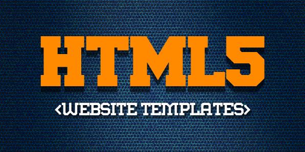 15 New Responsive HTML5 CSS3 Website Templates