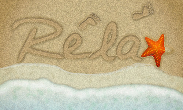 How to Create a Sand Text Effect Using Adobe Illustrator