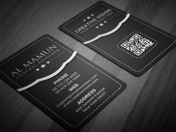 Shine & Corporate Business Card