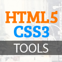 Post thumbnail of 25 Useful HTML5 and CSS3 Tools for Designers and Developers