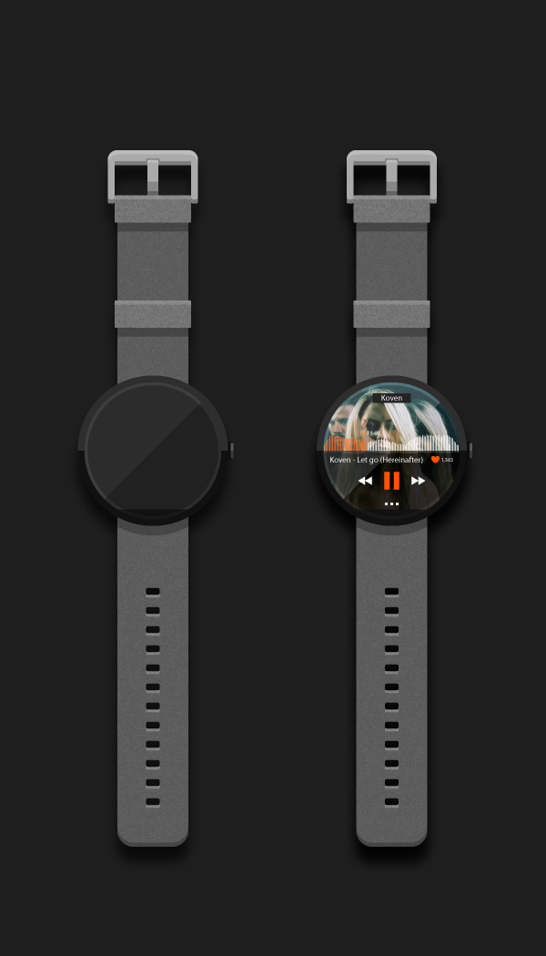 How to Create a Moto 360 Smart Watch in Adobe Illustrator