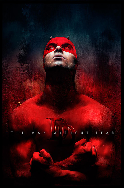 Daredevil by Richard Davies