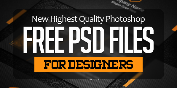 27 New Photoshop Free PSD Files for UI Design