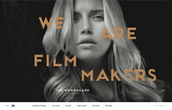 New Trendy Examples Of Web Design - 33