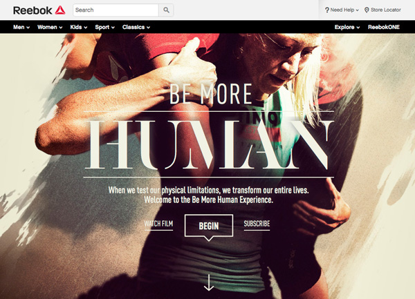 40 Fresh Award Winning Websites for Inspiration - 21