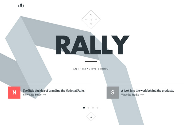 40 Fresh Award Winning Websites for Inspiration - 23