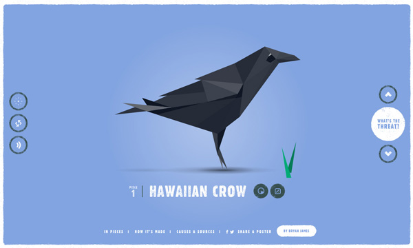 40 Fresh Award Winning Websites for Inspiration - 3
