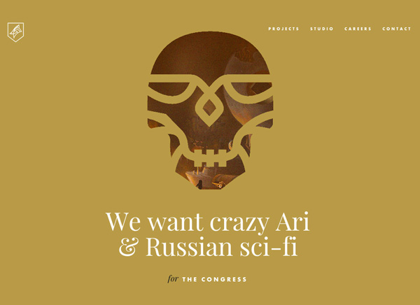 40 Fresh Award Winning Websites for Inspiration - 9