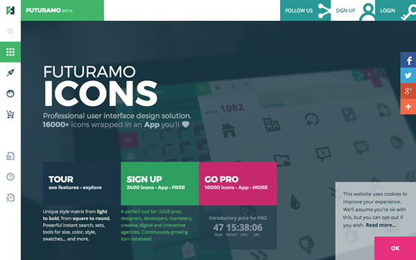 27 Responsive Design Websites for Inspiration - 26
