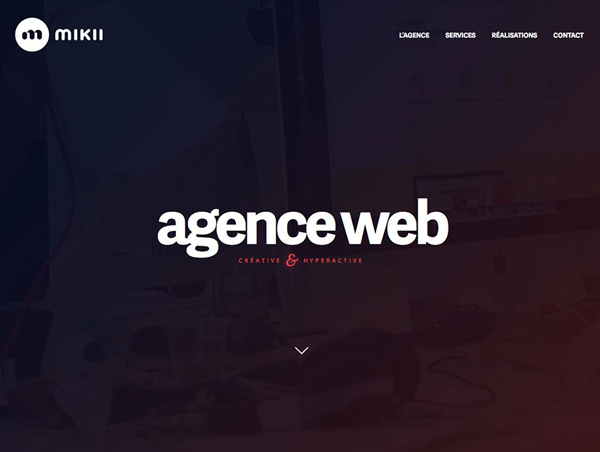 New Trendy Examples Of Web Design - 21