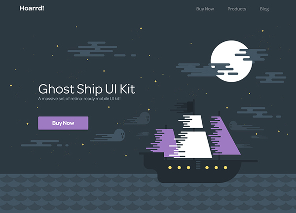 Flat Design Websites Examples for Inspiration