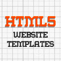 Post thumbnail of 16 New Responsive HTML5 CSS3 Website Templates