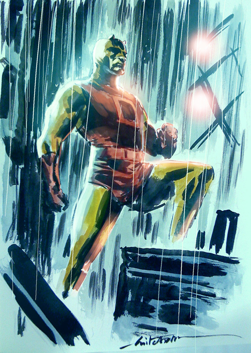 Daredevil Yellow by Breitweiser