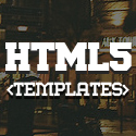 Post Thumbnail of 16 New Responsive HTML5 Web Templates