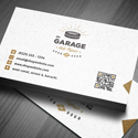 Post Thumbnail of Free Vintage Business Card PSD Template
