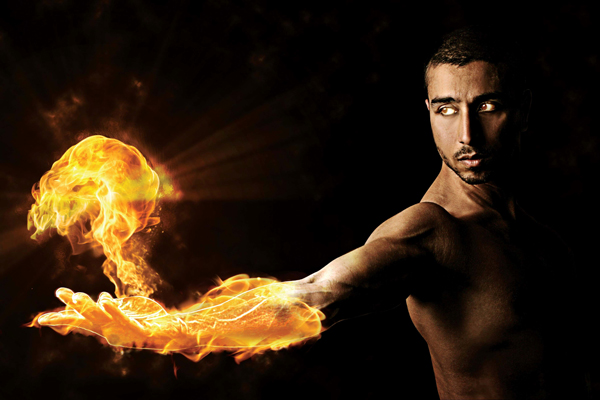 Create Scorching Photoshop Effects In Tutorial