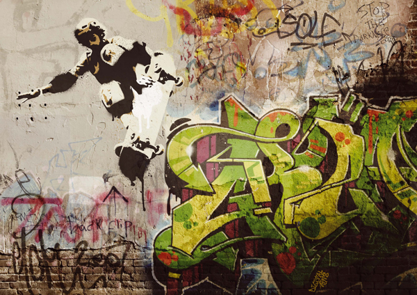Create Graffiti Artwork in Photoshop Tutorial