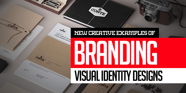 25 Awesome Branding, Visual Identity and Logo Design Examples