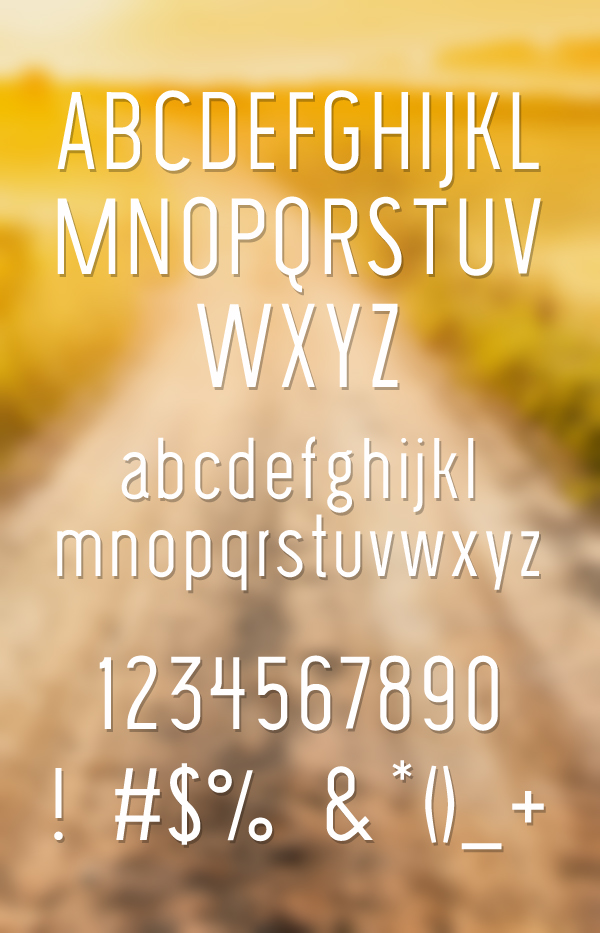 Wask fonts