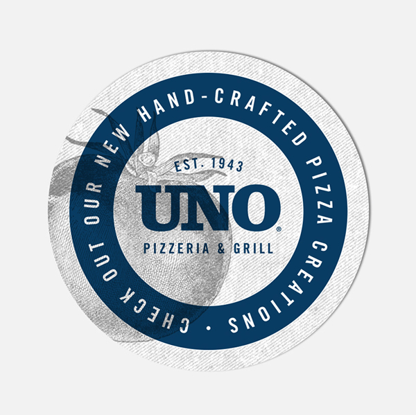 UNO Badge Design