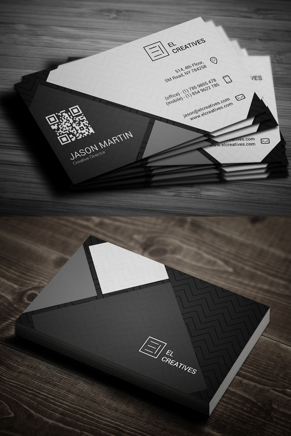 Business Cards Design: 50+ Amazing Examples to Inspire You - 36