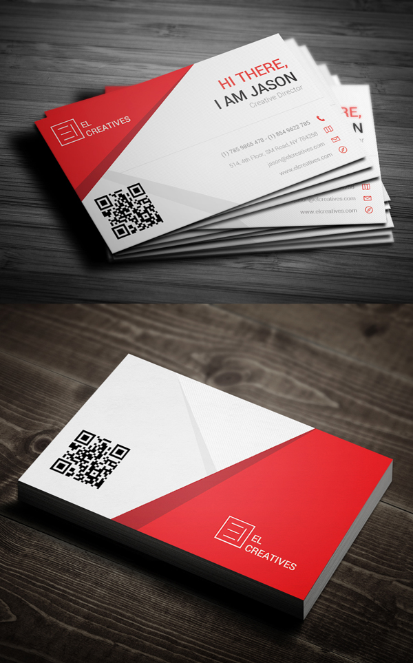 Business Cards Design: 50+ Amazing Examples to Inspire You - 13