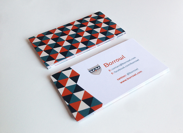Borrowl Business Card