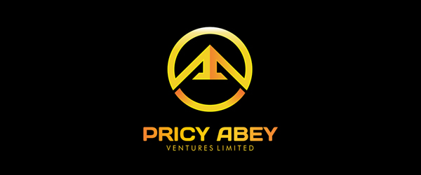 Pricy Abey Brand Logo Design