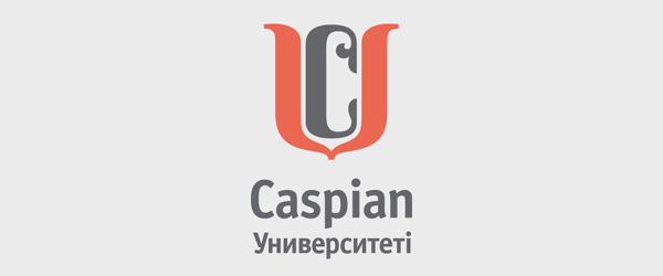 Caspian university Logo Design