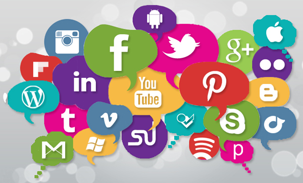 Social media networks for business