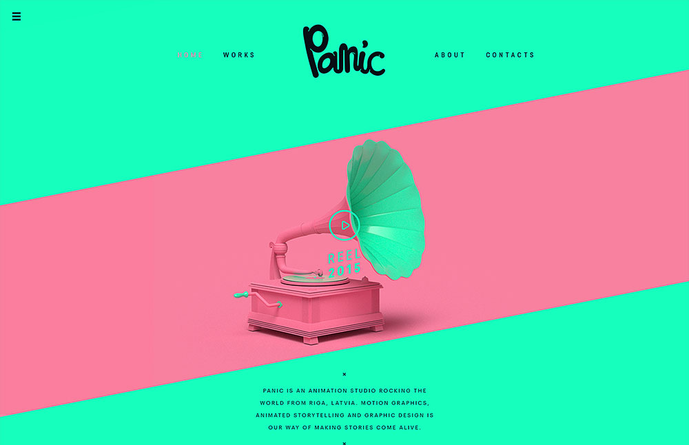 25 Trendy Examples Of Web Design - 1