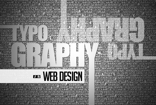 25 Great Web Designs with Amazing Typography