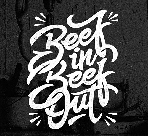 Remarkable Lettering and Typography Designs for Inspiration - 24