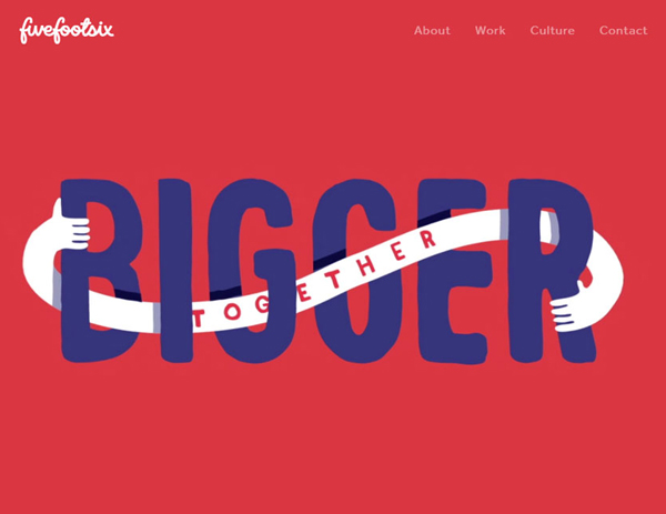 Typogrpahy in Web Design Best Examples