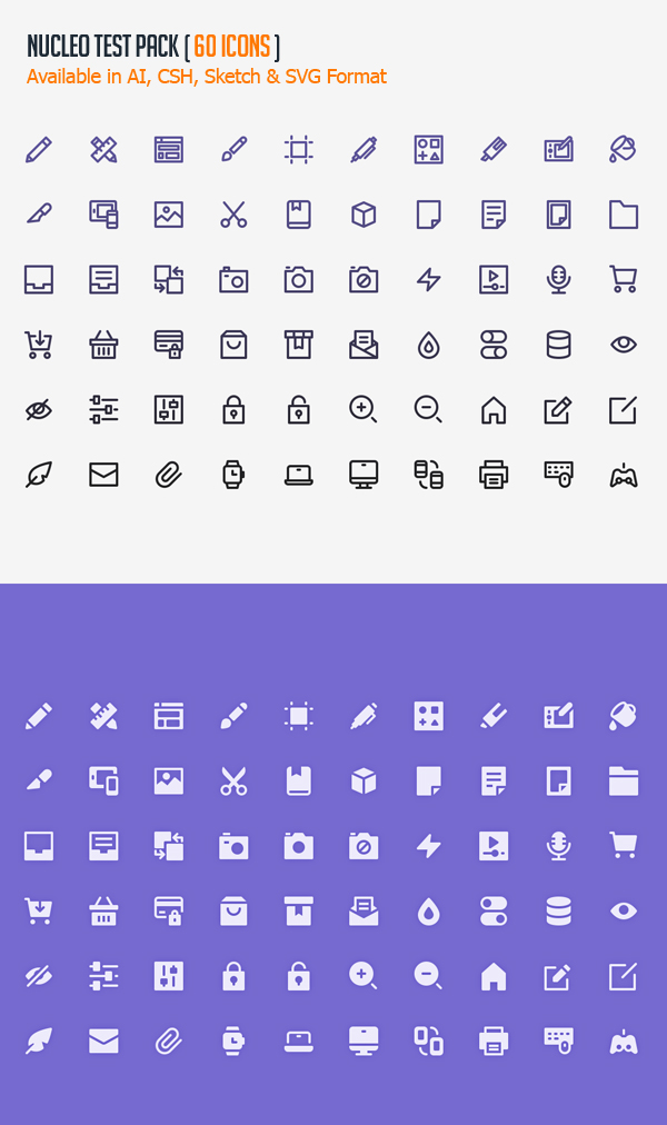 Free icon: Nucleo Test Pack by iconstore