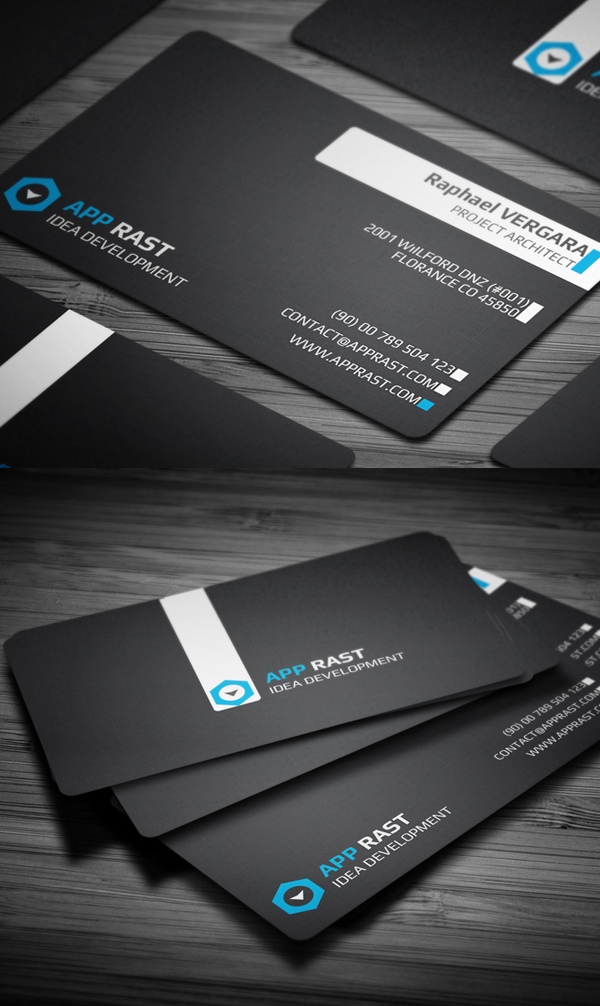 Business Cards Design: 50+ Amazing Examples to Inspire You - 1