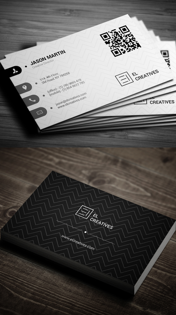 Business Cards Design 50 Amazing Examples To Inspire You 33